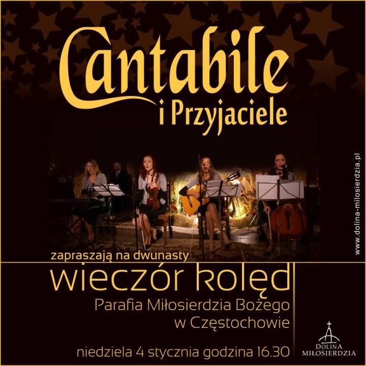 Cantabile - Wieczór Kolęd 2015