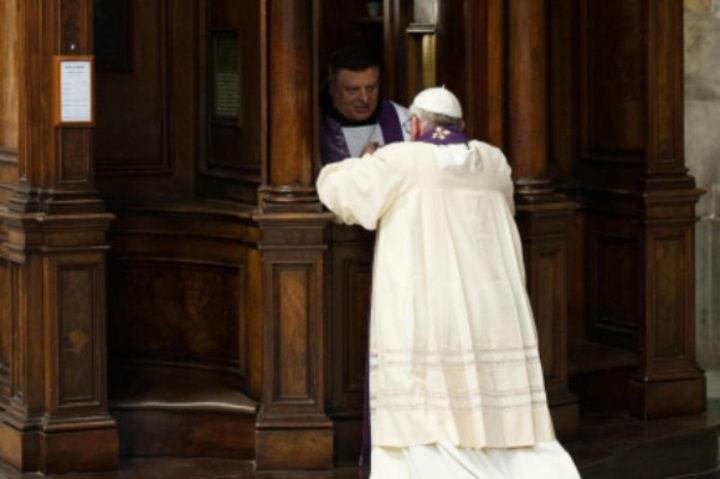 celebracja sakramentu pokouty