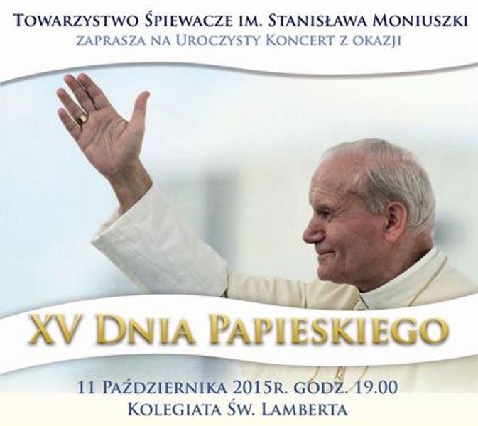 koncert-papieski