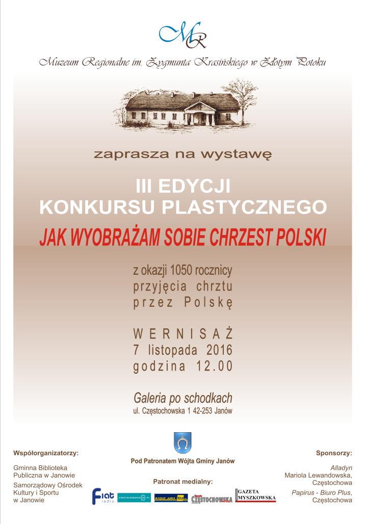 CHRZEST POLSKI WYSTAWA