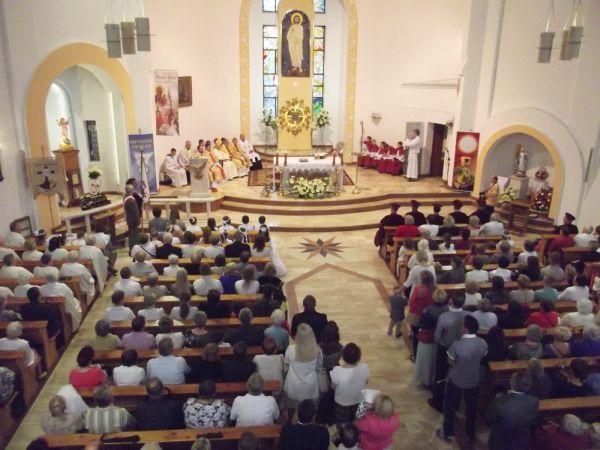 parafia Bozego Ciala w Zawierciu