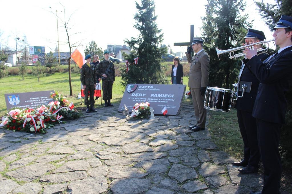 Katastrofa smolenska Cmentarz Kule 2018 (28) |