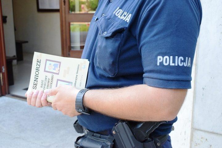 Policja seniorzy