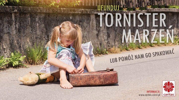 Tornister Marzeń wsparciem dla potrzebujących uczniów