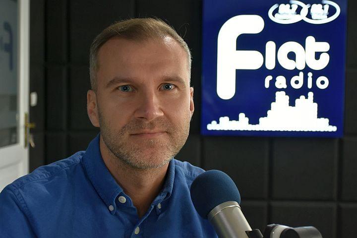 Darek Madejski/fot. Zbyszek Derda Radio Fiat