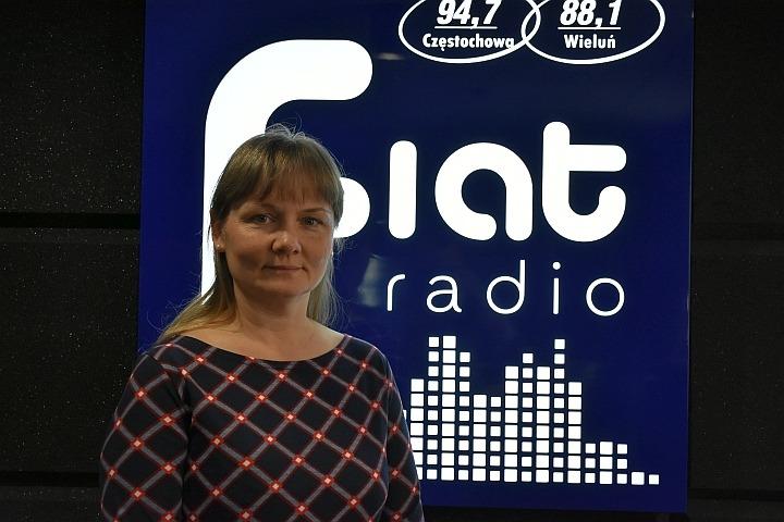 Aleksandra Szwejkowska-Belica/fot. Zbyszek Derda Radio Fiat