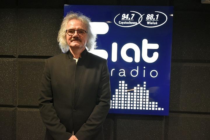 Janusz Siadlak/fot. Zbyszek Derda Radio Fiat