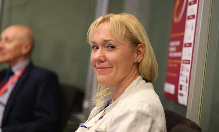 dr Klaudia Cymanow-Sosin