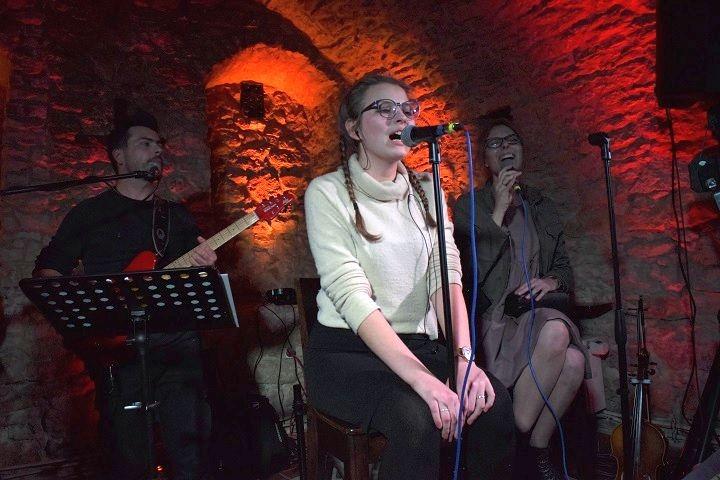 Agata Pawlina, Maria Kopacz, Qba Sendler/fot. AM Radio Fiat