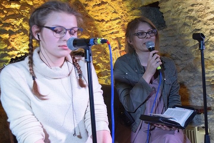 Agata Pawlina, Maria Kopacz/fot. AM Radio Fiat