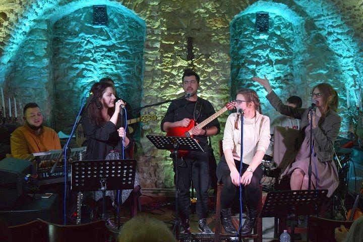 Zespół Matula - koncert w Niebie w mieście/fot. Aleksandra Mieczyńska Radio Fiat