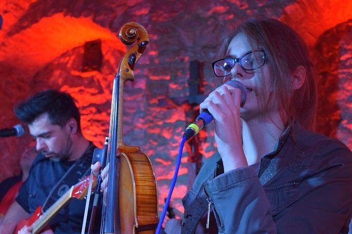 Maria Kopacz, Qba Sendler/fot. AM Radio Fiat