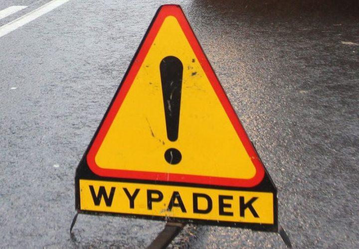 Wypadek na A1 w Woźnikach. Nie żyje motocyklista