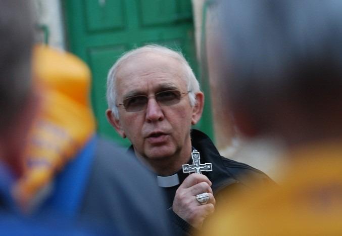 abp Wacław Depo, metropolita częstochowski/fot. archiwum Radia Fiat