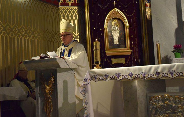 abp Wacław Depo, metropolita częstochowski, Uroczystość Zwiastowania Pańskiego