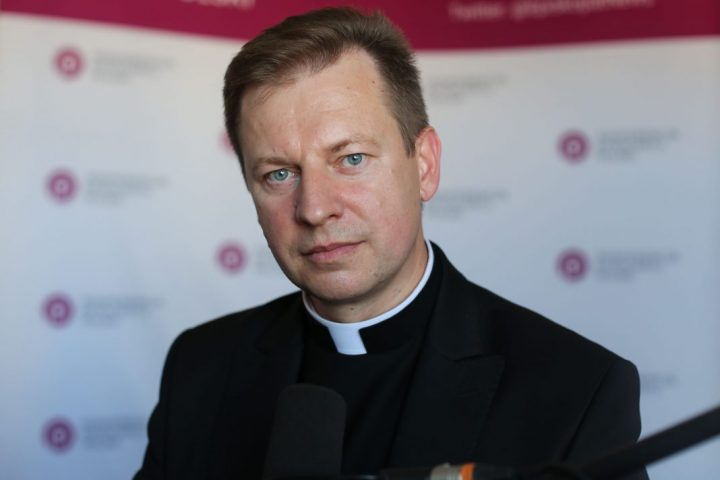 ks. Paweł Rytel-Andrianik/źródło fot. BP KEP