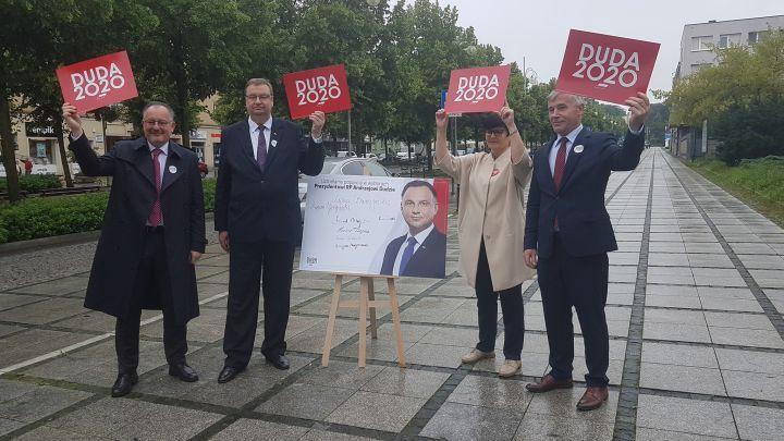 Częstochowski Społeczny Komitet Poparcia Andrzeja Dudy