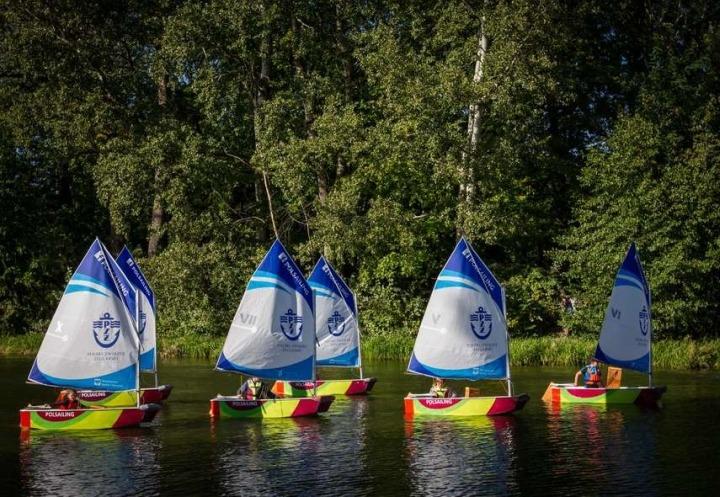 Szkolenie żeglarskie dla dzieci w Częstochowie