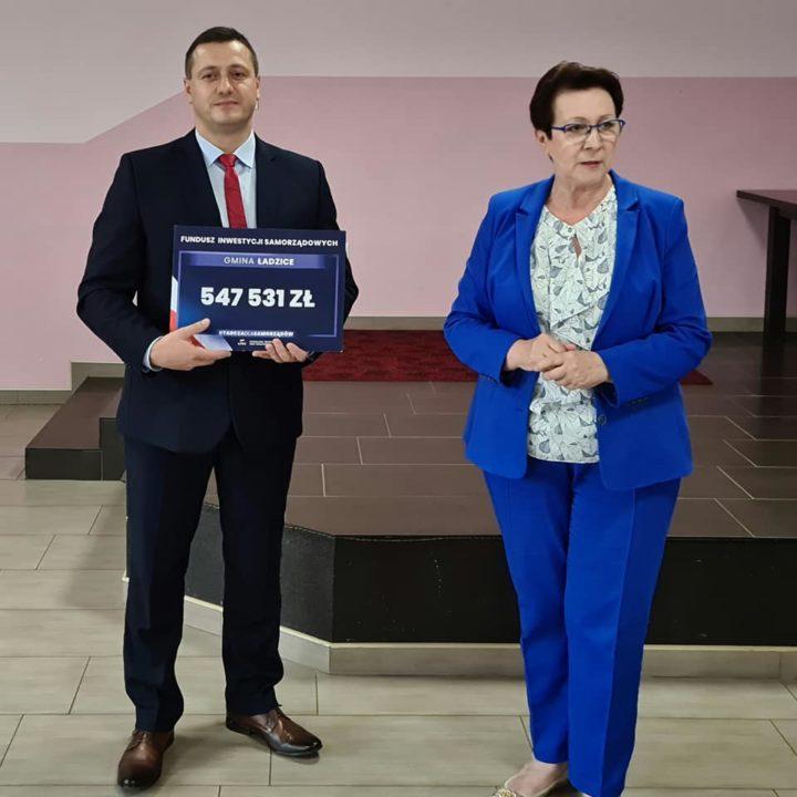 Granty sołeckie i tarcza 4.0 dla gmin radomszczańskich