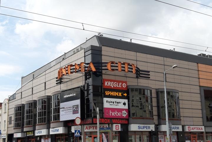 Otwarcie kin w Częstochowie