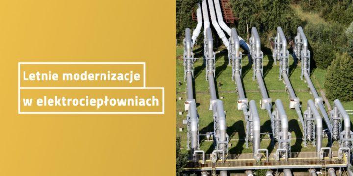 Kampania remontowa w elektrociepłowniach