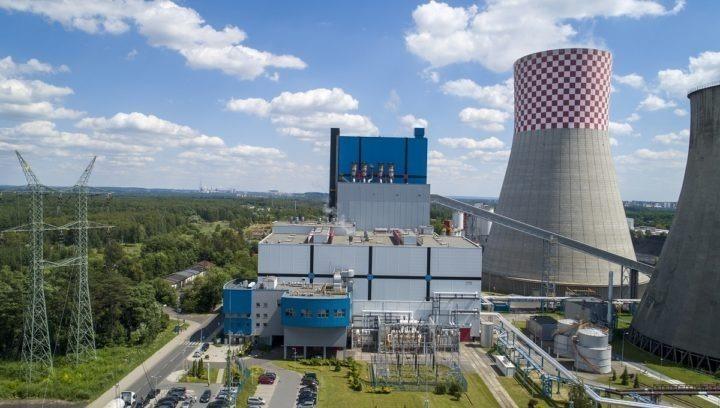 Nowa Stacja Demineralizacji Wody w Elektrowni Łagisza