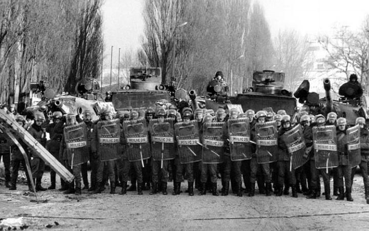 37 rocznica zniesienia stanu wojennego
