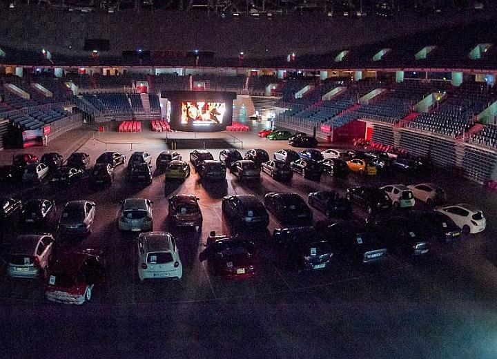 Startuje Tauron Samochodowe Kino Studyjne na Stadionie Śląskim