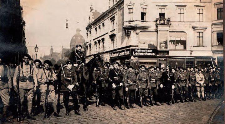 100. rocznica wybuchu II powstania śląskiego