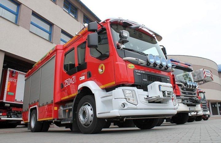 Skutki ostatniej ulewy – raport częstochowskich strażaków