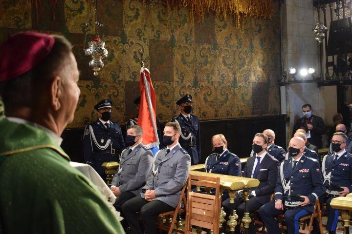 Polska policja po raz 19. przybyła na Jasną Górę