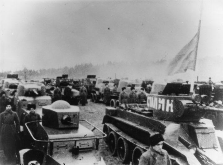81. rocznica sowieckiego napadu na Polskę