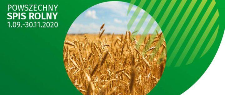 Trwa Powszechny Spis Rolny
