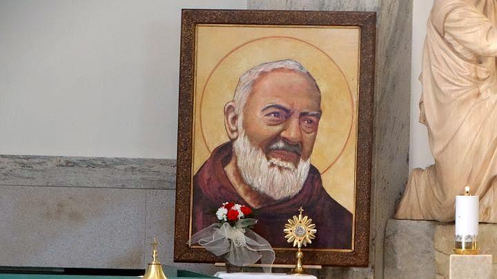 23 września dniem wspomnienia św. Ojca Pio