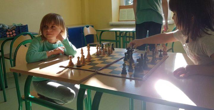 7-latka Mistrzynią Polski w szachach