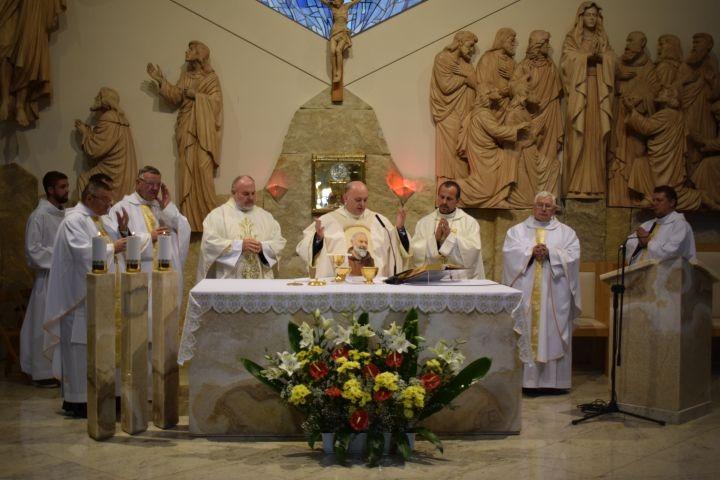 Św. Ojciec Pio wzorem modlitwy – uroczystości odpustowe na Przeprośnej Górce