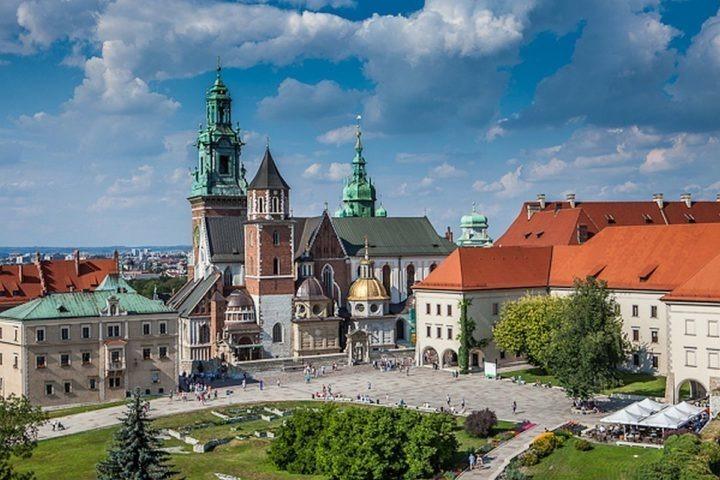 Wawel i Wieliczka z zieloną energią od TAURONA