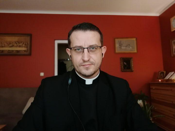 Kościół codzienny. Komentuje ks. Mariusz Bakalarz (16 października 2020)