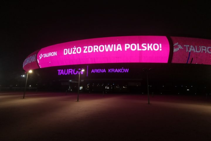 """""""Biegną"""" dla Polski"""