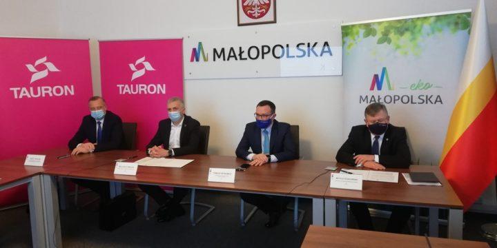 Działania dla transformacji Małopolski
