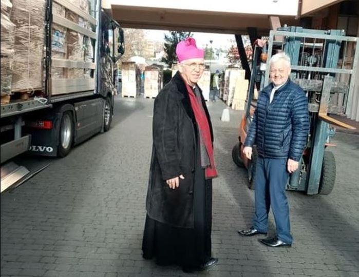 Dary w drodze do Kresowian