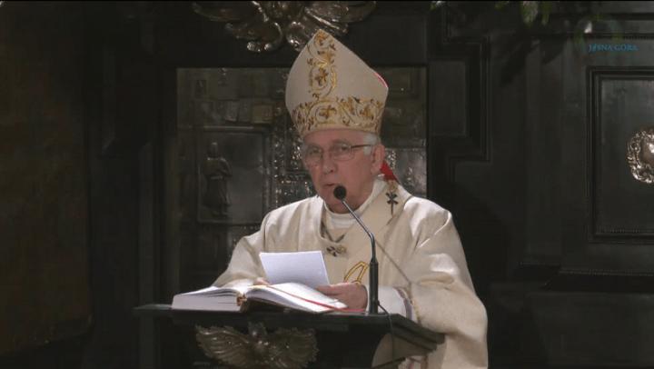 Abp Wacław Depo: losów tej ziemi nie sposób zrozumieć bez Chrystusa