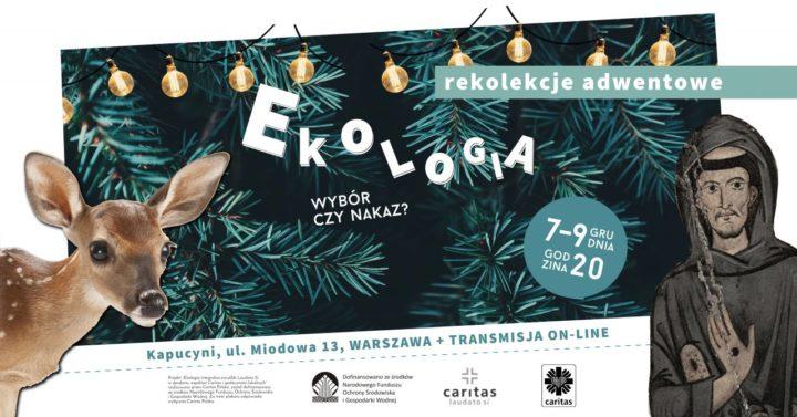 Caritas Polska zaprasza wolontariuszy na rekolekcje adwentowe
