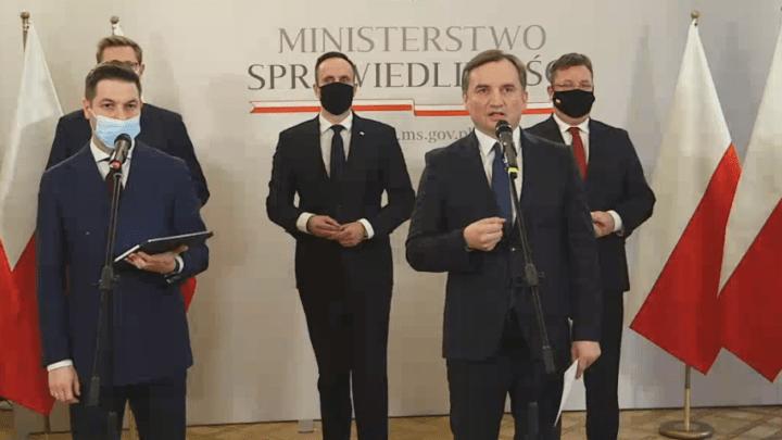 Minister Ziobro o wecie ws. budżetu UE