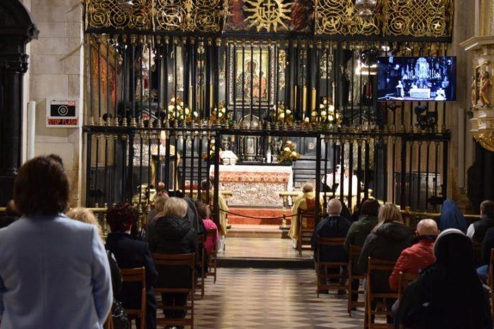 Uroczystość Wszystkich Świętych w Częstochowie