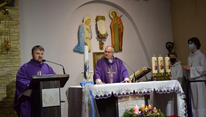 20- lecie parafii Narodzenia Pańskiego w Częstochowie