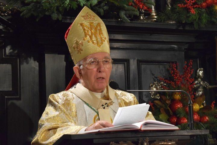Abp Wacław Depo  na Jasnej Górze: radość i nadzieja płyną od Chrystusa