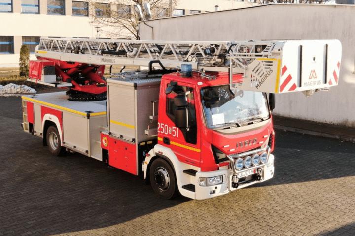 Nowy sprzęt w Centralnej Szkole Państwowej Straży Pożarnej