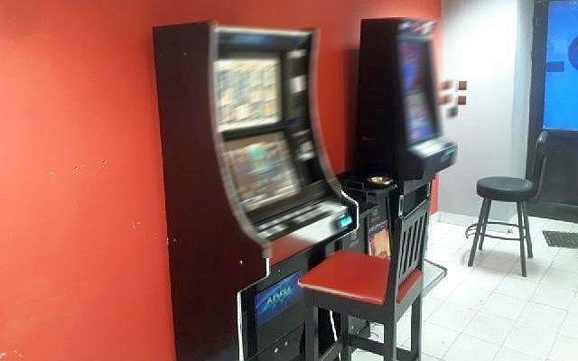 Nielegalne automaty do gier w Koniecpolu