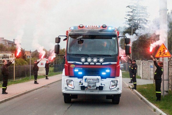 OSP w Jaskrowie ma nowy wóz